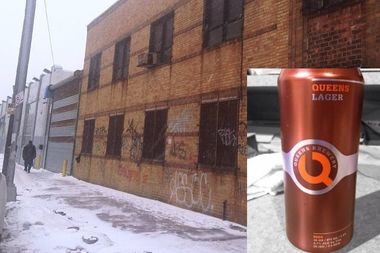 Queens Brewery is planning to open its Ridgewood location in September. Soon, its beer will also be available in cans, the company said.