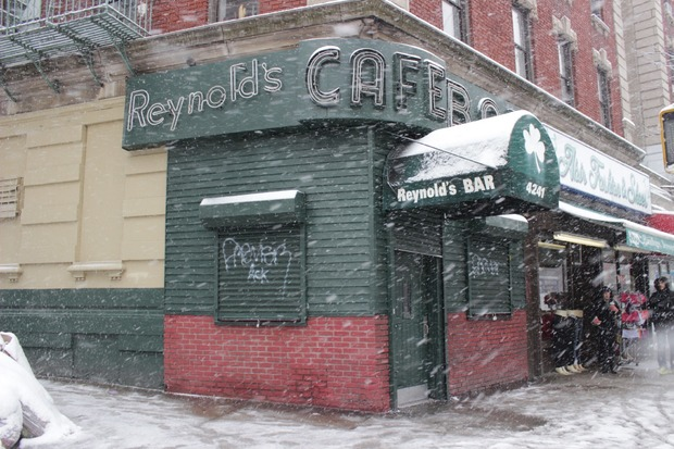 Reynold's was one of the last Irish bars in a neighborhood once teeming with pubs.