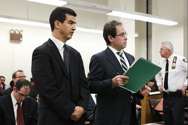 Ydanis Rodriguez appeared in Manhattan Criminal Court in January 2012 in relation to the arrest. Charges against him were later dropped.