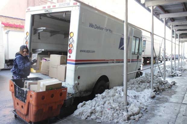 Uptown residents say that their local post offices consistently fail to make delivery attempts.