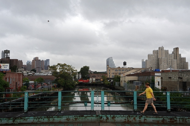 The Gowanus Alliance is floating the idea of building a bike and pedestrian bridge at Fifth Street.