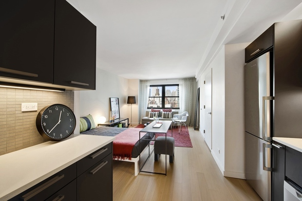 The average Manhattan studio costs  2 691 a month  according to a recent  real estate reportWant to Rent a Manhattan Studio  You ll Need to Earn  107K   Upper  . Average Studio Apartment. Home Design Ideas