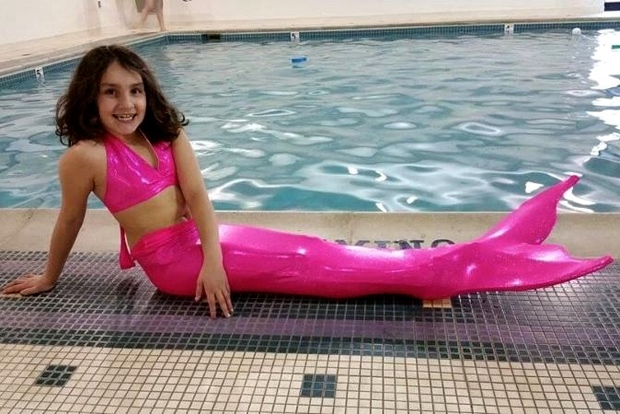 Mermaid Swim School will be held at St. Francis College pool April 6 to 10 and is for kids ages 8 to 12.