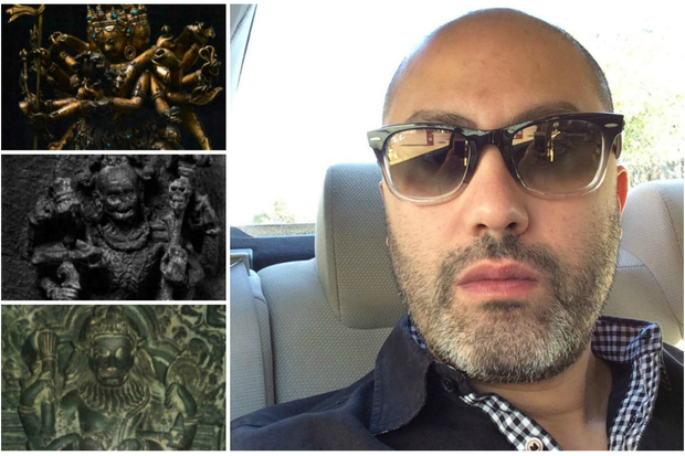 Brooklyn art dealer Nayef Homsi is accused of selling a total of $495,000 in stolen art.
