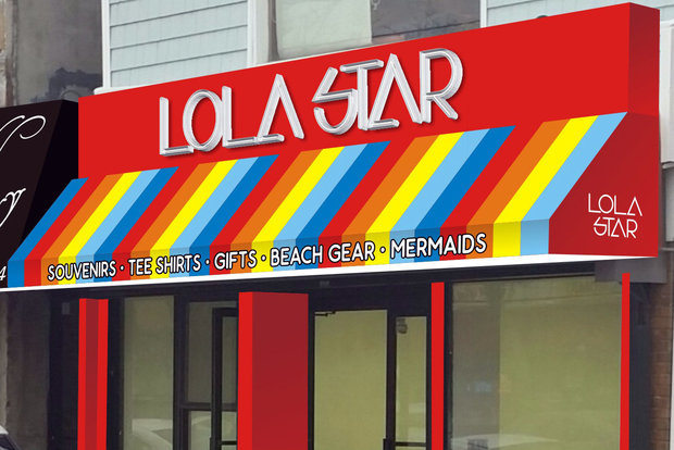 Lola Star is opening her third boutique in Rockaway this May, she said.