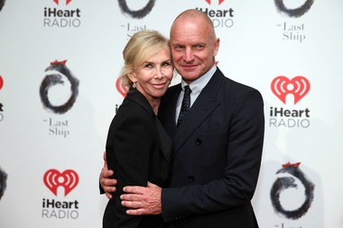 Sting and his wife Trudie Styler donated $36,000 to a relief benefit for the victims of the East Village explosion.