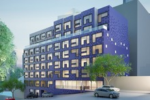 Second Prefab Apartment Building Set to Rise Uptown - Washington ...