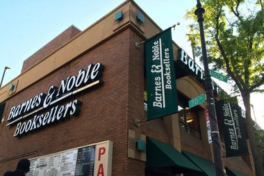 Barnes & Noble on Austin Street has been in business for more than 20 years.