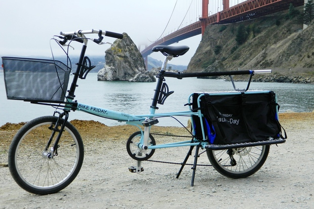 Cargo Bike Stolen From Front of Park Slope Brownstone
