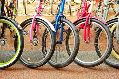 There have been a number of bike thefts in Lower Manhattan over the last month, police said.