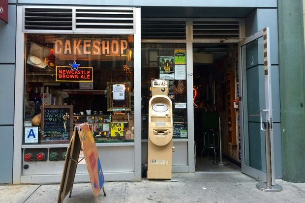 Cake Shop closed its Ludlow Street bar in January after 11 years in the neighborhood.
