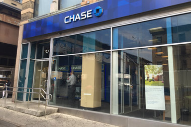 Chase Bank does not accept municipal IDs as a form of identification from consumers who want to open new bank accounts.