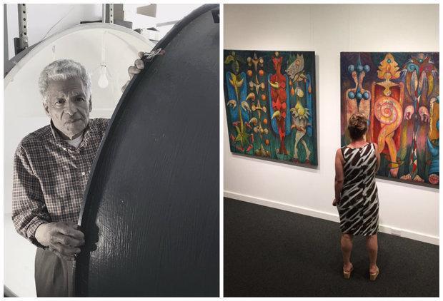 Art Show At Edison Price Lighting Long Island