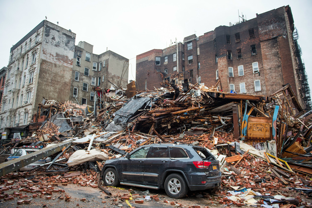 The Manhattan District Attorney is expect to unseal an indictment on five people in connection to the building explosion.