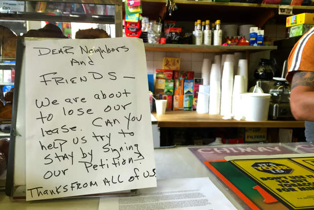 Jesse's Deli in Boerum Hill may close after its landlord more than doubled the rent, owners say.