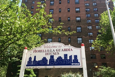 NYCHA plans to bring a mixture of affordable and market-rate housing to the LaGuardia Houses.
