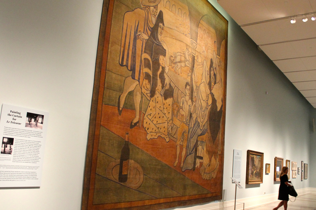 Le Tricorne Will Live Permanently At The New York Historical Society Picassos