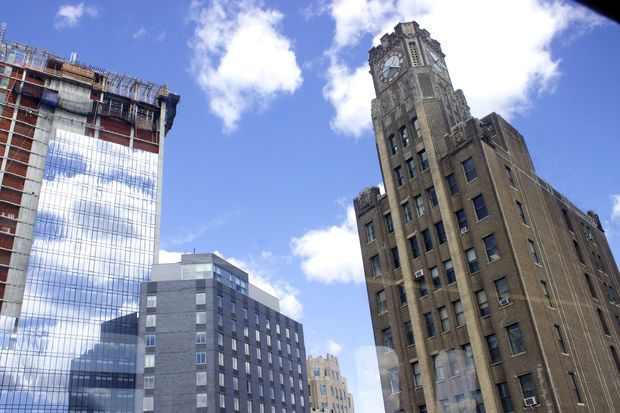 Durst Organization Plans To Build 1 000 Apartments Next To LIC Clock Tower