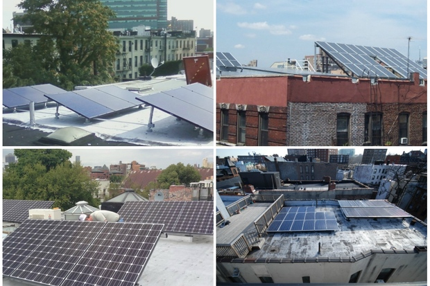 Several grassroots efforts are underway in the city to expand solar energy through discounted programs.