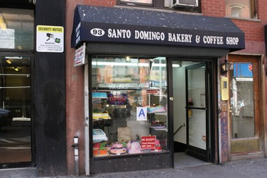Santo Domingo Bakery, located at 93 Clinton St., will be part of an artist-led walking tour that highlights small businesses on Clinton Street.