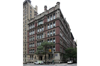 Plans are in the works to convert the landmarked, former school building into an apartment building.