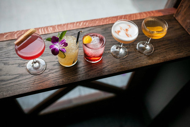 New cocktail bars, renovated eateries and restaurants that are changing the way they serve diners on Smith Street.