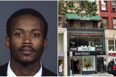 Tyrelle Shaw was found hanged inside 766 Madison Ave., police said.