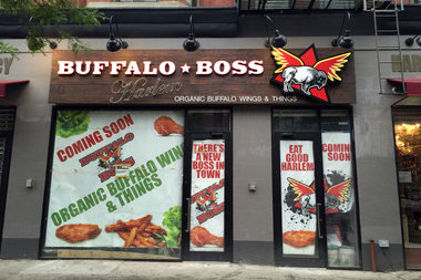 Two Chicken Wing Restaurants Coming To Same 125th Street Block