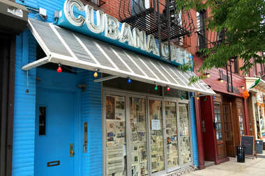 Cubana Cafe at 272 Smith St.