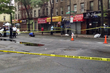 5 People Hurt When Bar Fight Ends In Shooting Police Say Prospect Lefferts Gardens New York