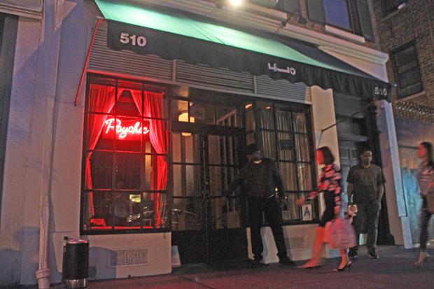 Man Wearing Moccasins Smashes Window Of Lounge Bar