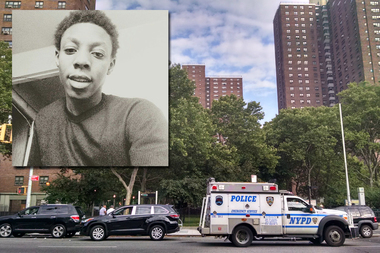 Jordan Barber was killed after a fight at a Rucker Park basketball game, witnesses said.
