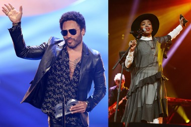 Lenny Kravitz and Lauryn Hill will headline the 11th annual music festival.