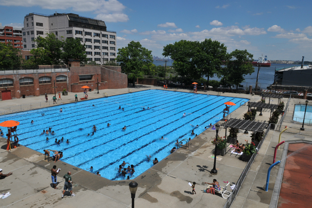 Cromwell Recreation Center Could Be Rebuilt At Lyons Pool Under New Plan Tompkinsville New