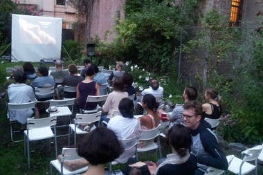 Community Garden Film Series To Focus On Nyc 39 S Social Movements East Village New York Dnainfo