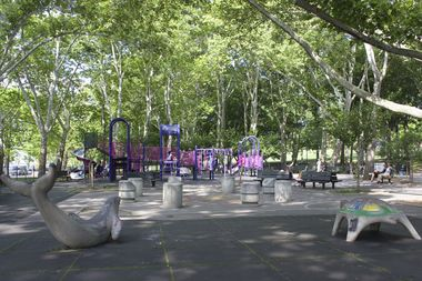 Charybdis Playground will be overhauled during the second phase of the Anchor Parks plan.