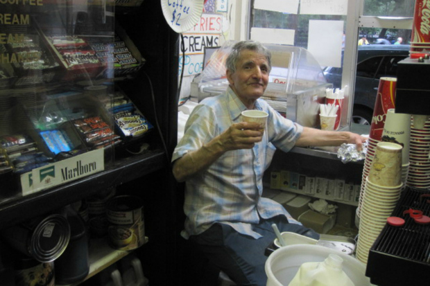 Ray Alvarez, the 82-year-old owner of Ray's Candy Store who recently underwent heart surgery, hopes to be back behind the counter soon.