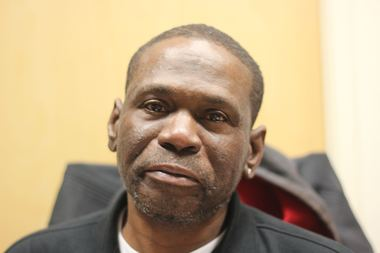 Rodney Cotton, 50, wants to move to Atlanta near one of his four daughters.