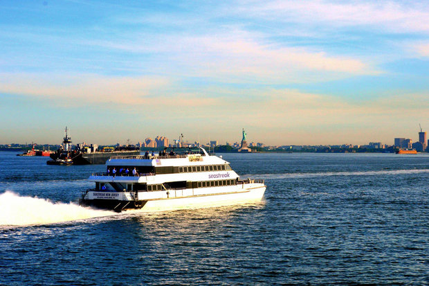 Take a bus or boat and get out of New York this weekend.