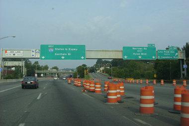 Willowbrook Expressway Staten Island