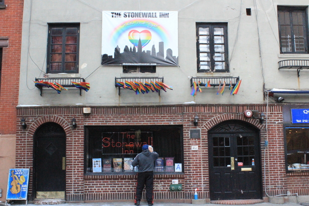 The Landmarks Preservation Commission declared the Stonewall Inn the city's first LGBT landmark on June 23, 2015.
