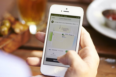 Uber blasted the city for a proposed rule to track drop-off information.