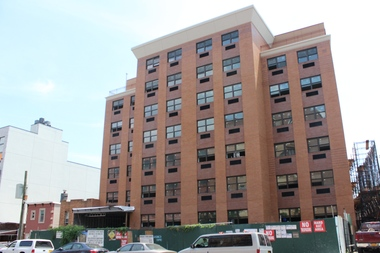 A lottery to fill 46 affordable apartments at this newly constructed building at 382 Lefferts Ave. in Prospect-Lefferts Gardens is now open, the city announced this week.