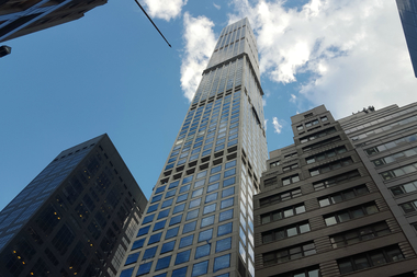 432 Park Ave. is the tallest building on the East Side.