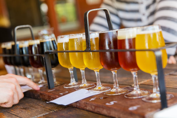 Threes brewing of gowanus takes best in show at state for Craft beer bars new york