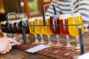 The Village Voice's Brooklyn Pour Craft Beer Festival takes place on Sept. 26 in Greenpoint.