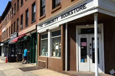 Cobble Hill's Community Bookstore at 212 Court St.