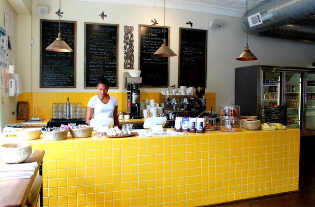 New Bed Stuy Eatery Celebrates Haitian Culture And Community