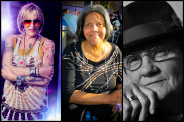 Kate Bornstein, Miss Major and Jay Toole are longtime social activists.