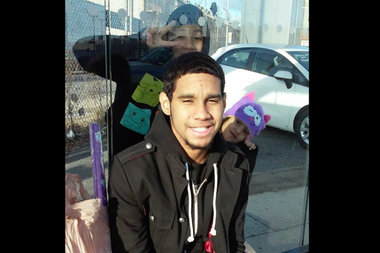 Kevin Lopez, 20, was on his way home from LaGuardia Community College when he was hit by a car, his aunt said.